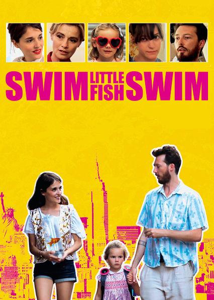 Swim Little Fish Swim Netflix PR (Puerto Rico)