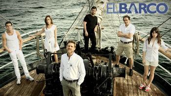 Netflix box art for El Barco - Season 1