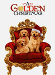 A Golden Christmas Poster