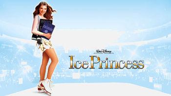 Netflix box art for Ice Princess