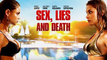 Netflix box art for Sex, Lies and Death