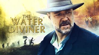 Netflix box art for The Water Diviner