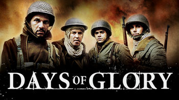Netflix box art for Days of Glory