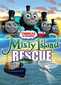 Thomas and Friends: Misty Island Rescue Netflix US (United States)
