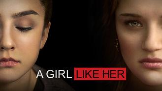 Netflix Box Art for Girl Like Her, A