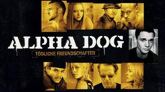 Netflix box art for Alpha Dog