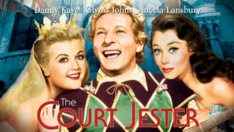 Netflix box art for The Court Jester