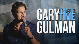 Netflix Box Art for Gary Gulman: It's About Time