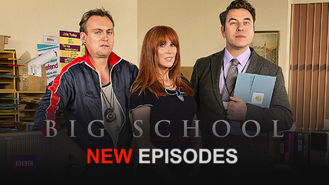 Netflix box art for Big School - Season 2