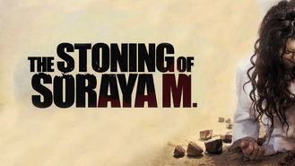 Netflix box art for The Stoning of Soraya M.