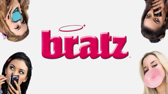 Netflix box art for Bratz: The Movie