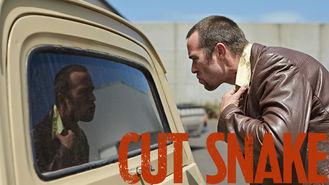 Netflix box art for Cut Snake