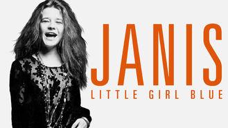 Netflix Box Art for Janis: Little Girl Blue
