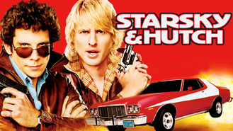 Netflix box art for Starsky & Hutch