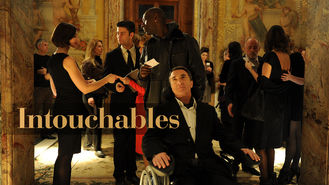 Netflix box art for The Intouchables