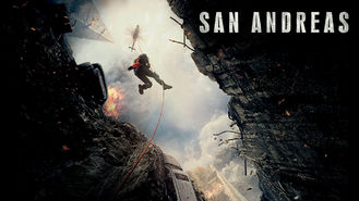 Is San Andreas on Netflix?
