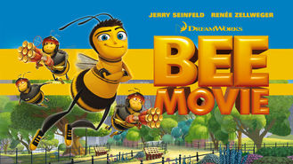 Netflix box art for Bee Movie