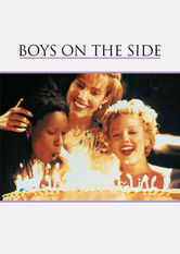 Netflix: Boys on the Side | Looking to jump-start her career, a lesbian nightclub singer accompanies a woman with AIDS on a cross-country drive from New York to Los Angeles.
