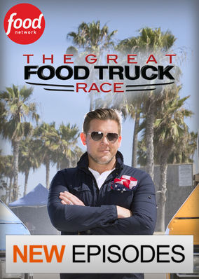 Great Food Truck Race, The - Season 3