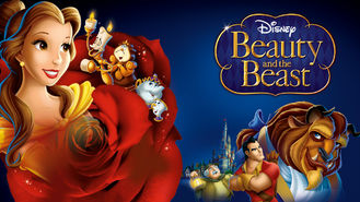 Netflix box art for Beauty and the Beast