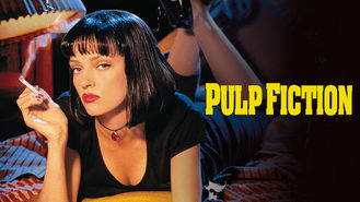 Is Pulp Fiction on Netflix?