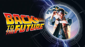 Netflix box art for Back to the Future