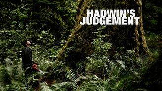 Netflix Box Art for Hadwin's Judgement
